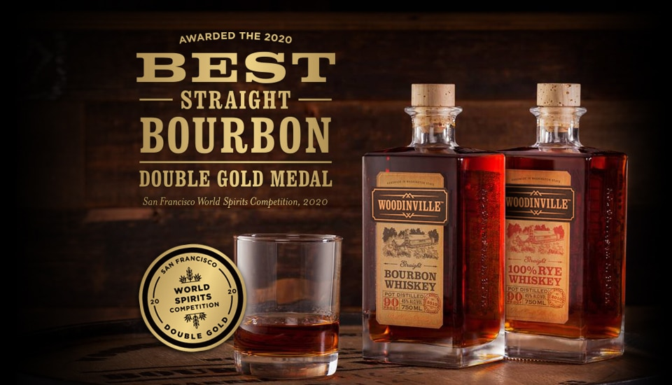 2020 Best Straight Bourbon
